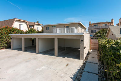 Ventura Multi Family Home Active Under Contract: 1100 Hingham Lane