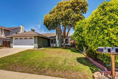 Camarillo Single Family Home Active Under Contract: 5285 Goldenridge Court