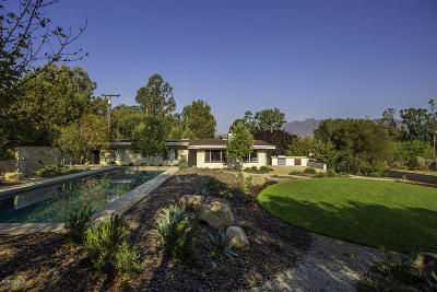 Single Family Home For Sale: 608 Country Club Drive