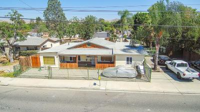 Simi Valley Single Family Home For Sale: 4759 Cochran Street
