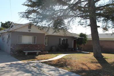 Oxnard Single Family Home For Sale: 838 E Stroube Street
