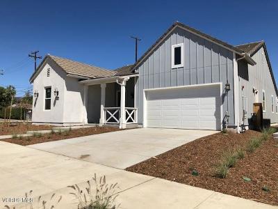 Ventura Single Family Home For Sale: 34 Los Altos