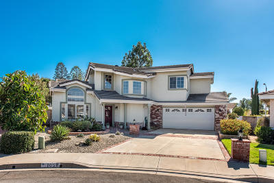 Fillmore Single Family Home Active Under Contract: 1058 Meadowlark Drive