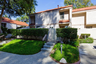 Thousand Oaks Condo/Townhouse For Sale: 772 Tuolumne Avenue