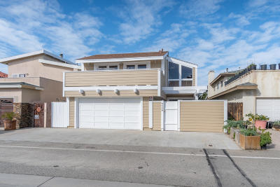 Oxnard Single Family Home Active Under Contract: 5439 Reef Way