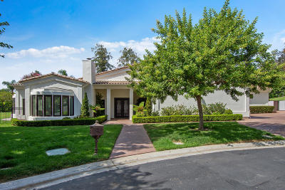 Westlake Village Single Family Home For Sale: 1691 Bellshire Court