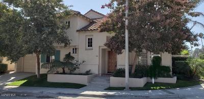 Santa Paula Single Family Home For Sale: 142 Via Solana