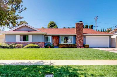 Thousand Oaks Single Family Home For Sale: 120 Tarkio Street