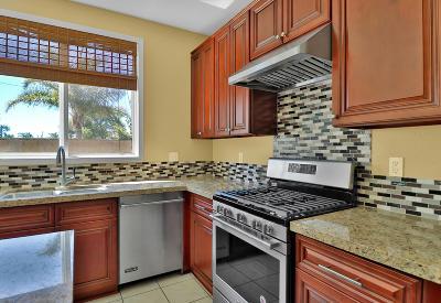 Oxnard Single Family Home For Sale: 5561 Barrymore Drive