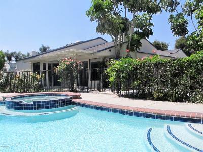Ventura Single Family Home For Sale: 8082 Emerald Street