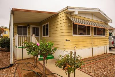 Mobile Home Pending: 153 La Plaza Way