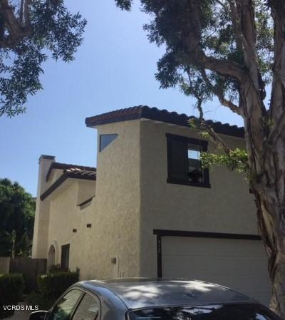 Oxnard Condo/Townhouse Active Under Contract: 312 E Bard Road