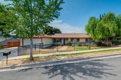 Single Family Home For Sale: 641 Holly Street
