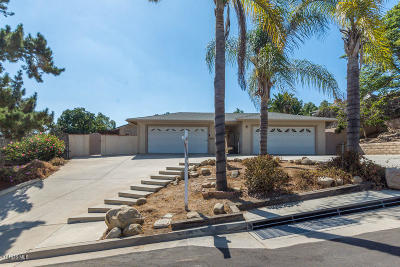 Camarillo Single Family Home For Sale: 2051 Stacy Lane