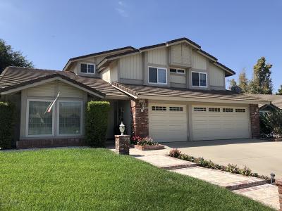 Camarillo Single Family Home Active Under Contract: 193 Cottage Grove Avenue