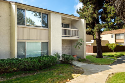 Ventura Condo/Townhouse Active Under Contract: 1215 Nilgai Place