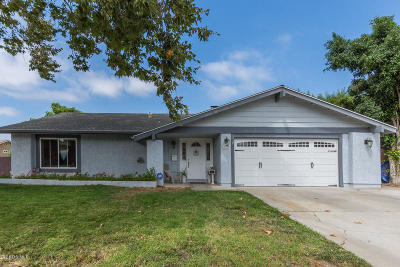Camarillo Single Family Home Active Under Contract: 3615 Almendro Way