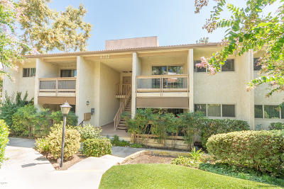 Calabasas Condo/Townhouse For Sale: 4732 Park Granada #223