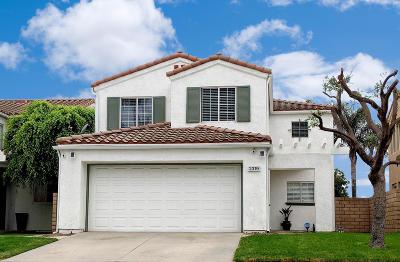 Oxnard Single Family Home For Sale: 2319 Otter Creek Lane