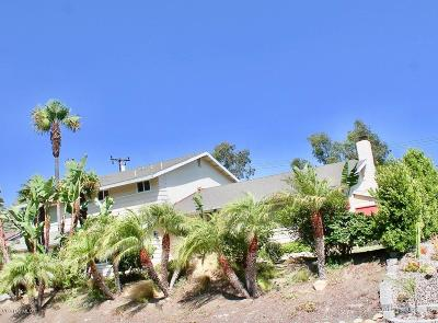 Ventura Single Family Home Active Under Contract: 1120 Sunnycrest Avenue