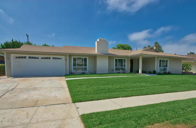 Thousand Oaks Single Family Home For Sale: 74 Doone Street