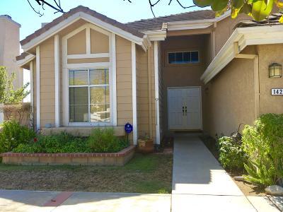 Moorpark Single Family Home For Sale: 14232 Clemson Street