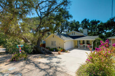 Ojai Single Family Home For Sale: 2225 Maricopa Highway