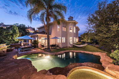 Thousand Oaks Single Family Home Active Under Contract: 2084 Camerton Court