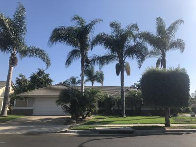 Oxnard Single Family Home Active Under Contract: 1920 Holly Avenue