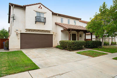 Oxnard Single Family Home For Sale: 701 Galerita Street