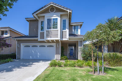 Moorpark Single Family Home For Sale: 11917 Berrybrook Court