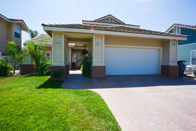 Oxnard Single Family Home For Sale: 730 Roble Lane