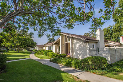 Oxnard Condo/Townhouse Active Under Contract: 658 Holly Avenue