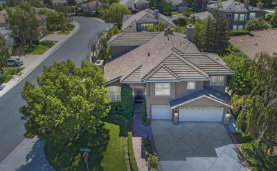 Lake Sherwood Single Family Home For Sale: 186 Royal London Court