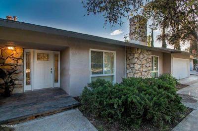 Thousand Oaks Single Family Home For Sale: 178 E Janss Road
