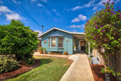 Single Family Home For Sale: 135 Lomita Avenue