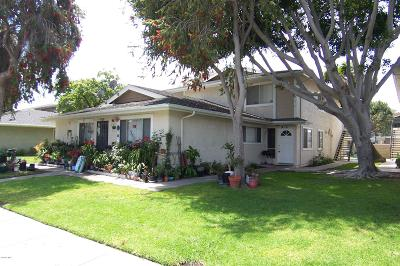 Port Hueneme Condo/Townhouse For Sale: 2617 Spinnaker Avenue