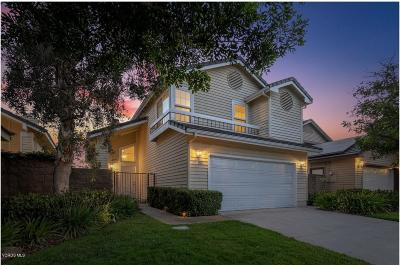 Moorpark Single Family Home For Sale: 12450 Sunnyglen Drive