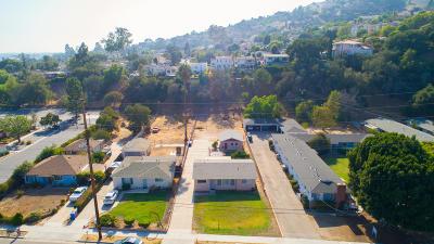 Santa Paula Single Family Home For Sale: 624 Ojai Road