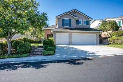 Thousand Oaks Single Family Home For Sale: 2348 Solway Court
