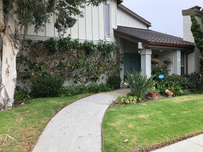 Oxnard Condo/Townhouse For Sale: 3225 Harbor Boulevard