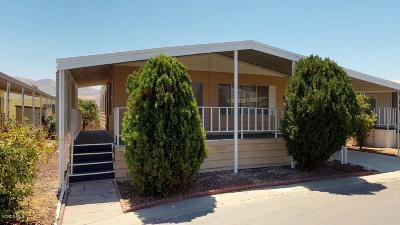Ventura County Mobile Home Active Under Contract: 250 E Telegraph Road #92