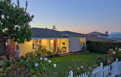 Camarillo Single Family Home Active Under Contract: 2031 Grandview Drive