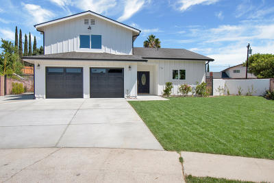 Simi Valley Single Family Home For Sale