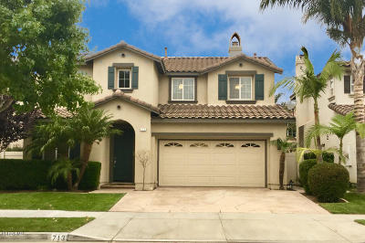 Oxnard Single Family Home For Sale: 713 Genoa Lane