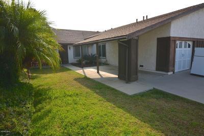Camarillo Rental For Rent: 680 Hillcrest Drive