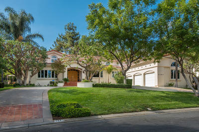 Westlake Village Single Family Home For Sale: 1365 Pathfinder Avenue