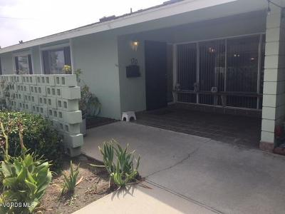 Port Hueneme Single Family Home For Sale: 170 E Alta Green