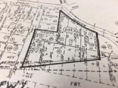 Ventura County Residential Lots & Land For Sale: 107 Fairview Road