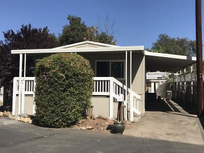 Ojai Mobile Home For Sale: 1273 S Rice Road #35